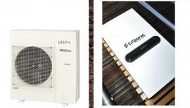 Eolia eHP+ | Bomba de calor aire agua inverter